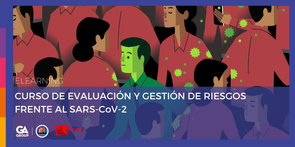 Curso: Evaluación de riesgos y plan de acción frente al covid-19
